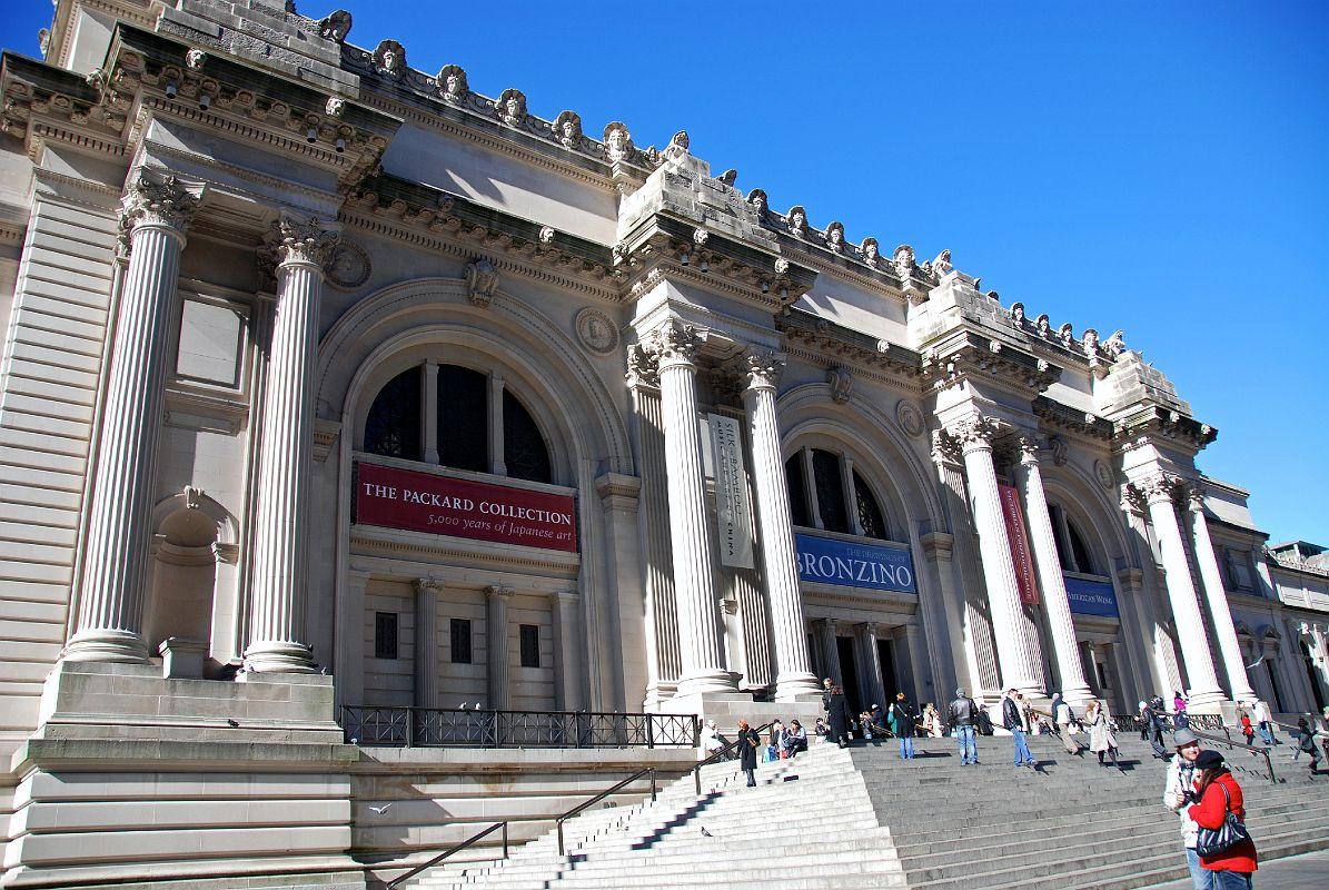 Museos y emociones 1 eve museograf a for Nyc metropolitan museum of art