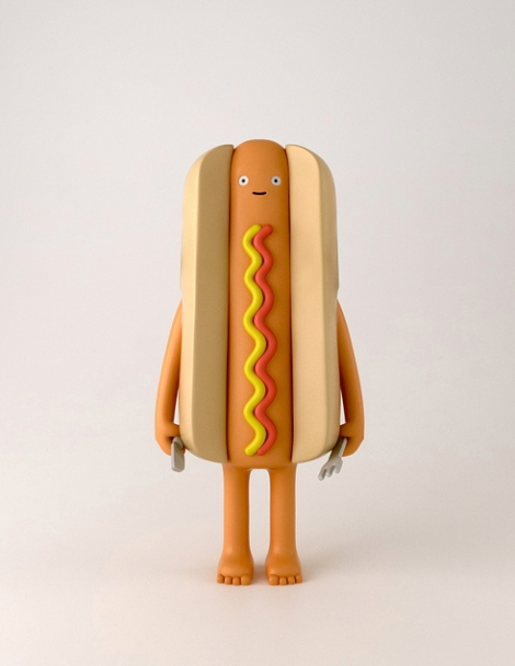 Hot-Dog-Man