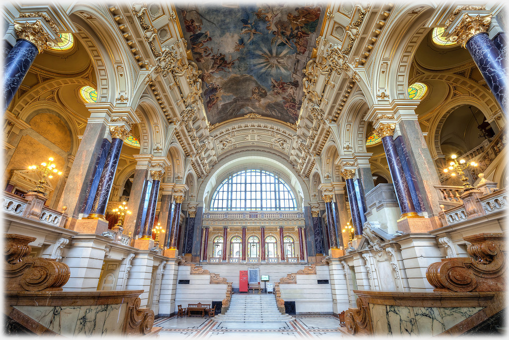 Top Ten Most Beautiful Museum Lobbies  EVE Museology