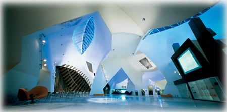 National Museum of Australia Hall