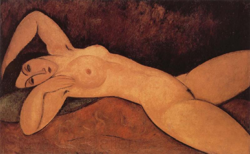 Desnudo acostado Modigliani - Wikipedia, la