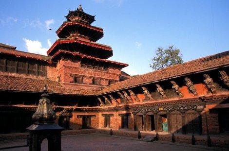 The Patan museum