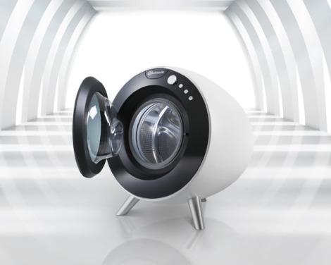 Bauknecht-Round-Washing-Machine
