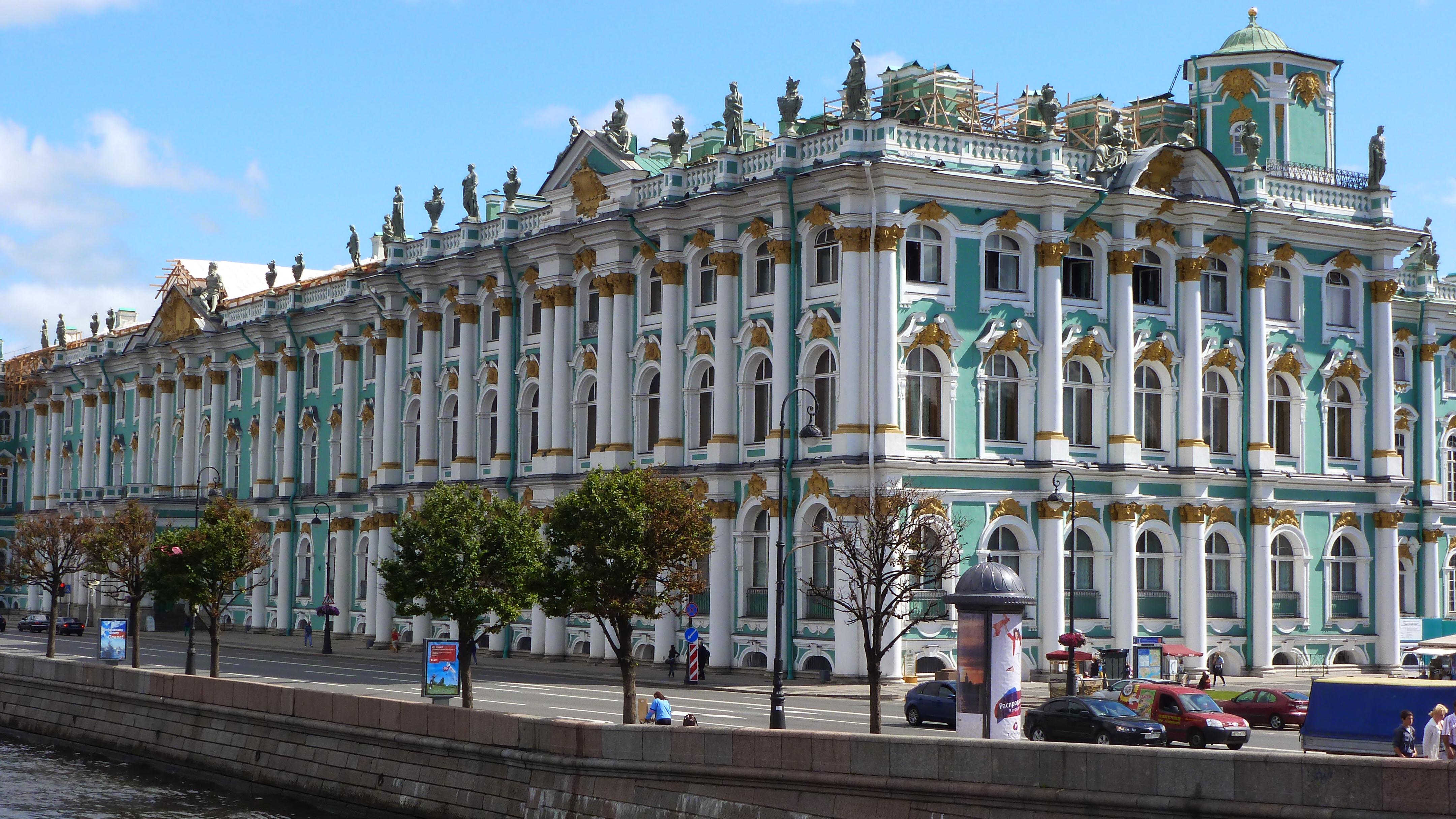 Resultado de imagen de museo de hermitage san petersburgo