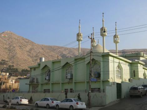 Top-10-things-to-see-and-do-in-Duhok-Kurdistan-Iraq-Islamic-Centre
